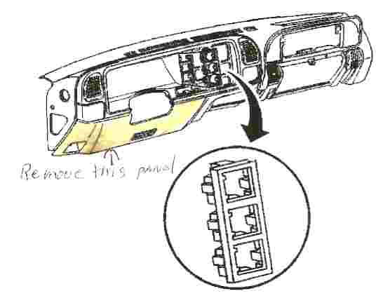 service manual  how to replace stoplight switch on a 1998