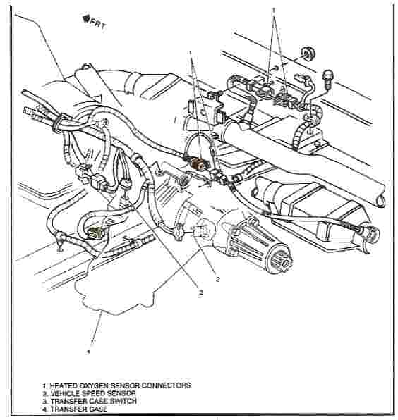 Trailblazer Map Sensor Wiring
