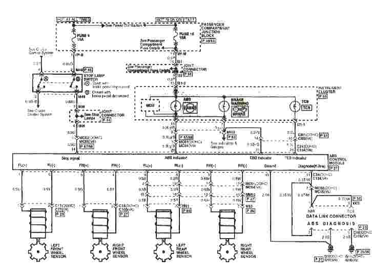 stereo wiring diagram for 2001 hyundai accent have a 2006 hyundai sonata accident on the right front ... #8