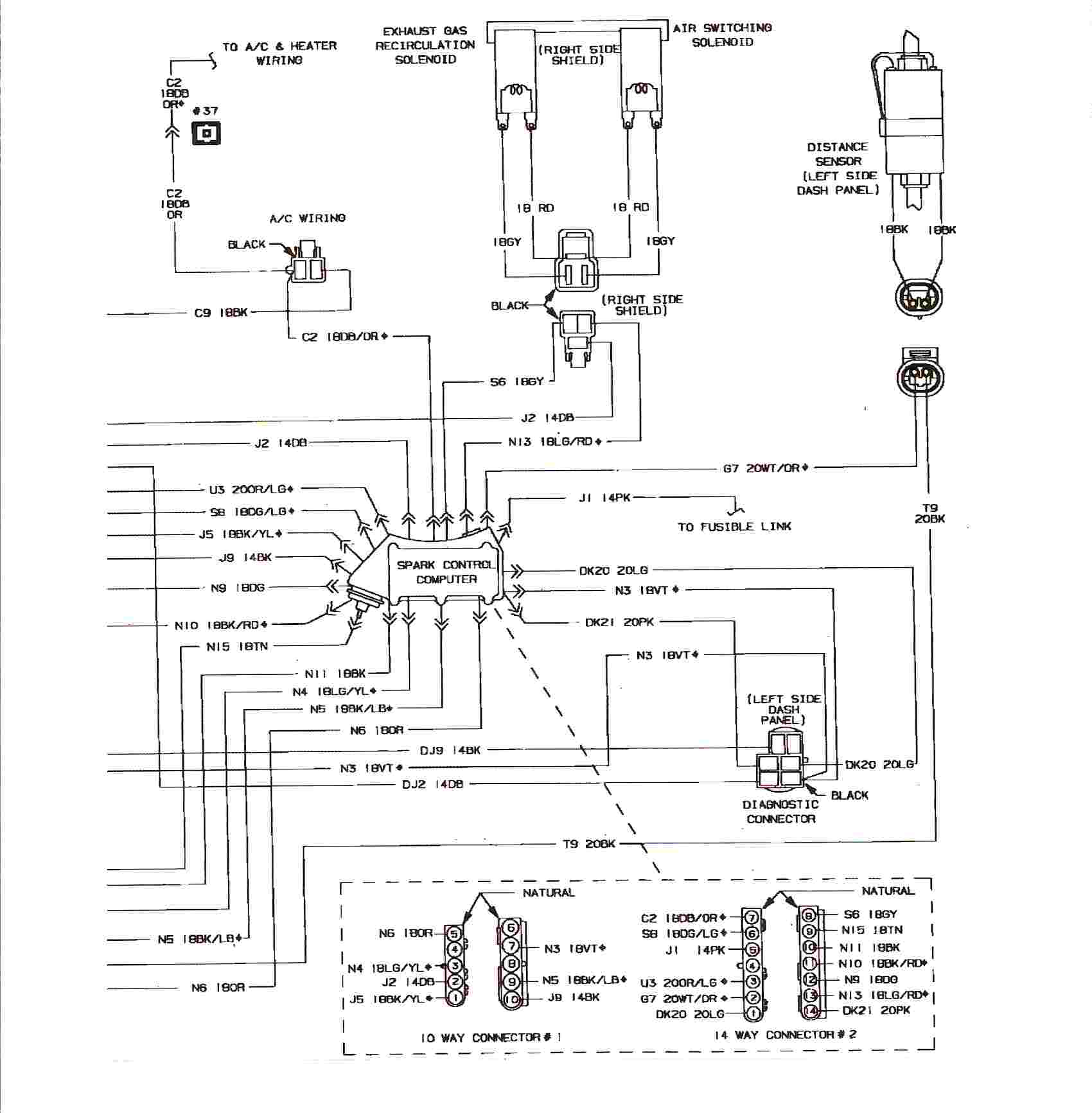 34 1987 Dodge D150 Wiring Diagram