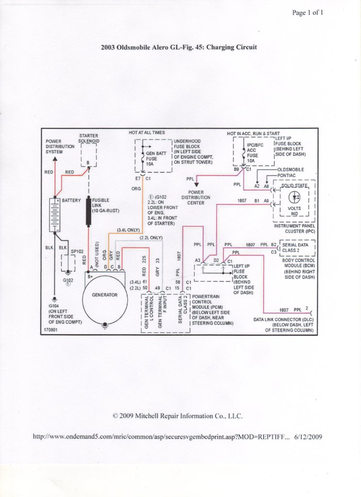 2004 Oldsmobile Alero Stereo Wiring Harness : Oldsmobile aurora wire diagrams imageresizertool