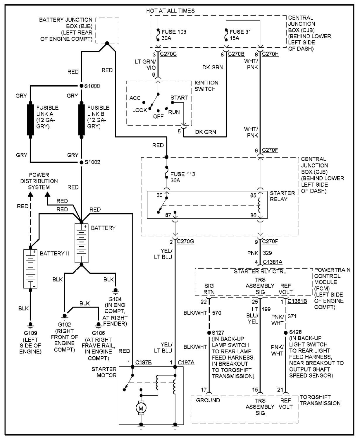 wiring diagram 1998 coachmen