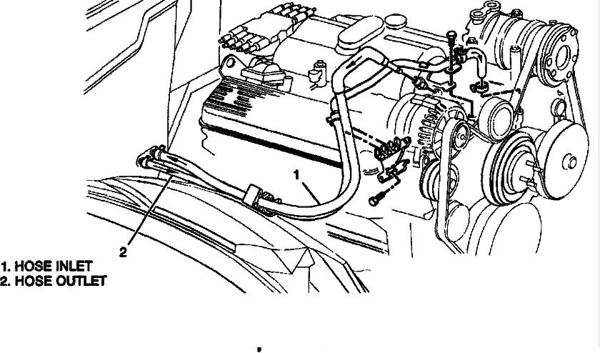 2007 chevy impala coolant diagram html