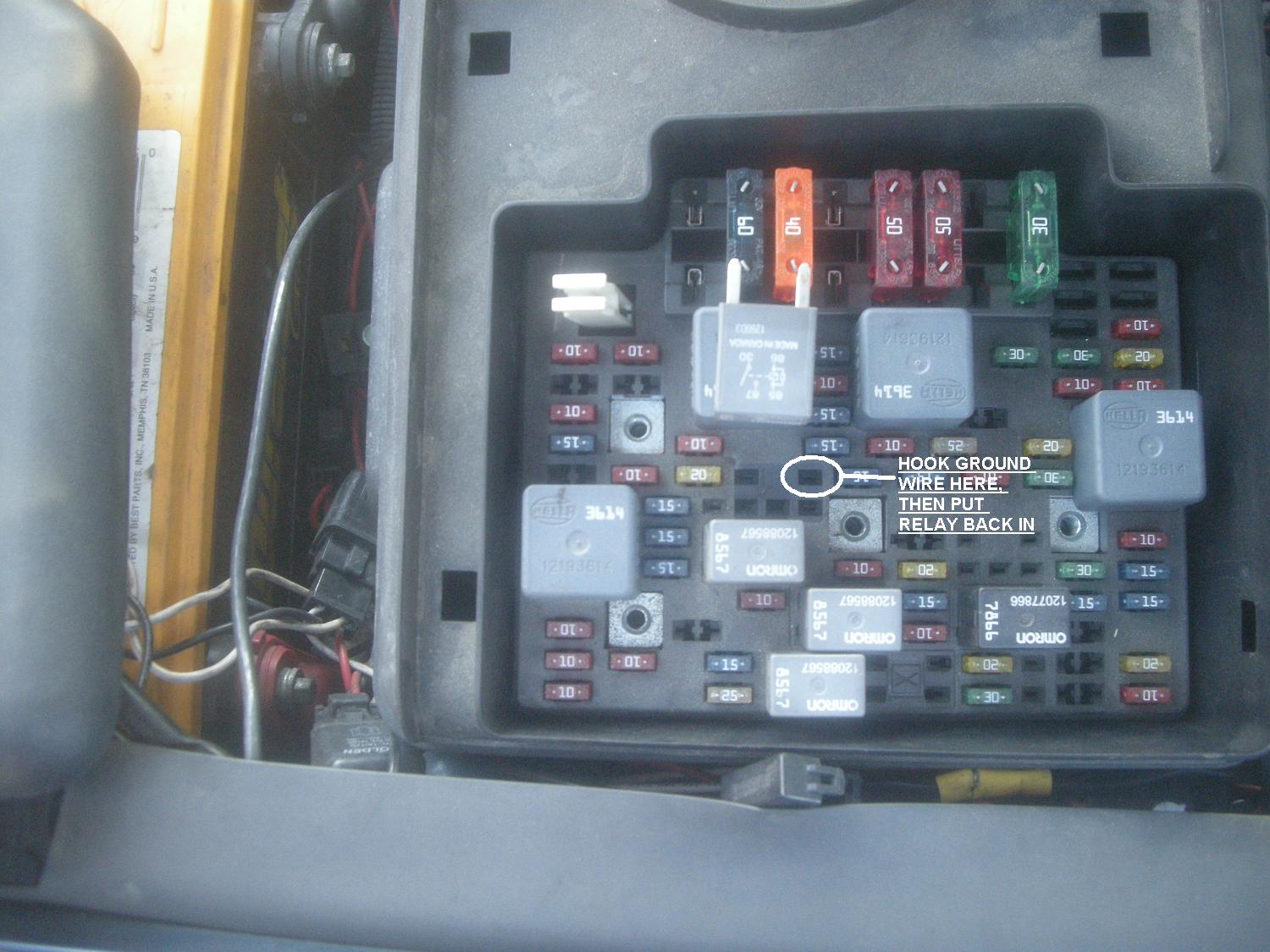 1999 f250 super duty fuel pump relay location  1999  get