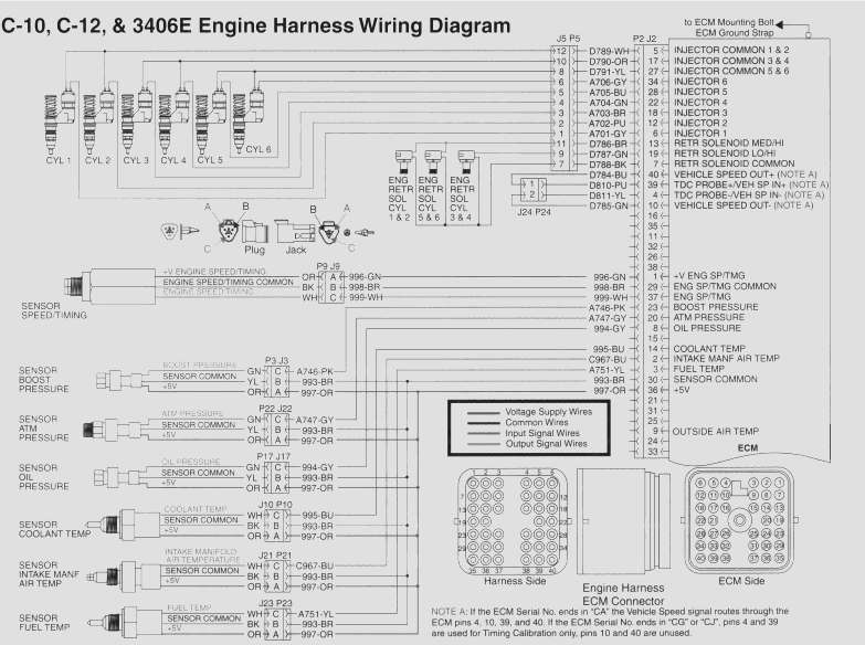 wiring diagram caterpillar ecm  u2013 readingrat net