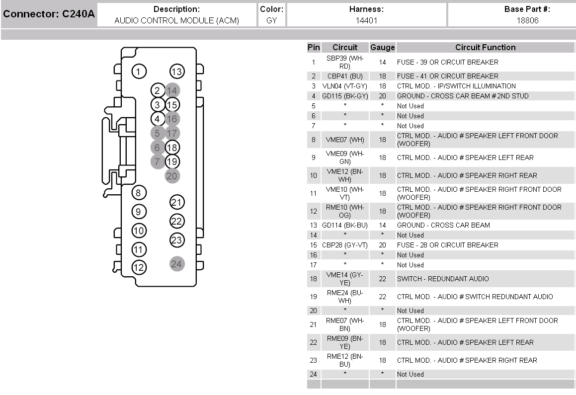 ford f radio wiring diagram wiring diagrams and schematics 2007 factory wiring diagram re ford f150 forum munity