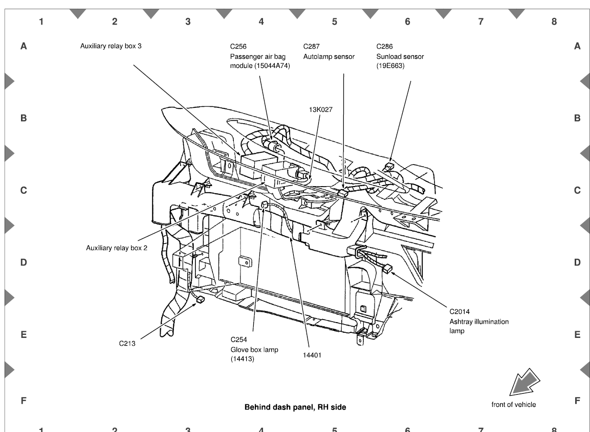 1994 ford f 150 wiring diagram headlights html