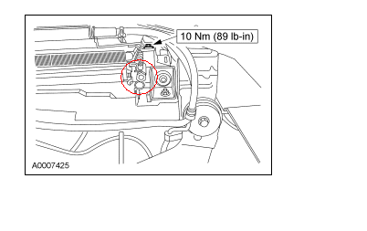 can you tell me where the drain plug is on 2000 ford ... 2000 ford taurus radiator diagram #7
