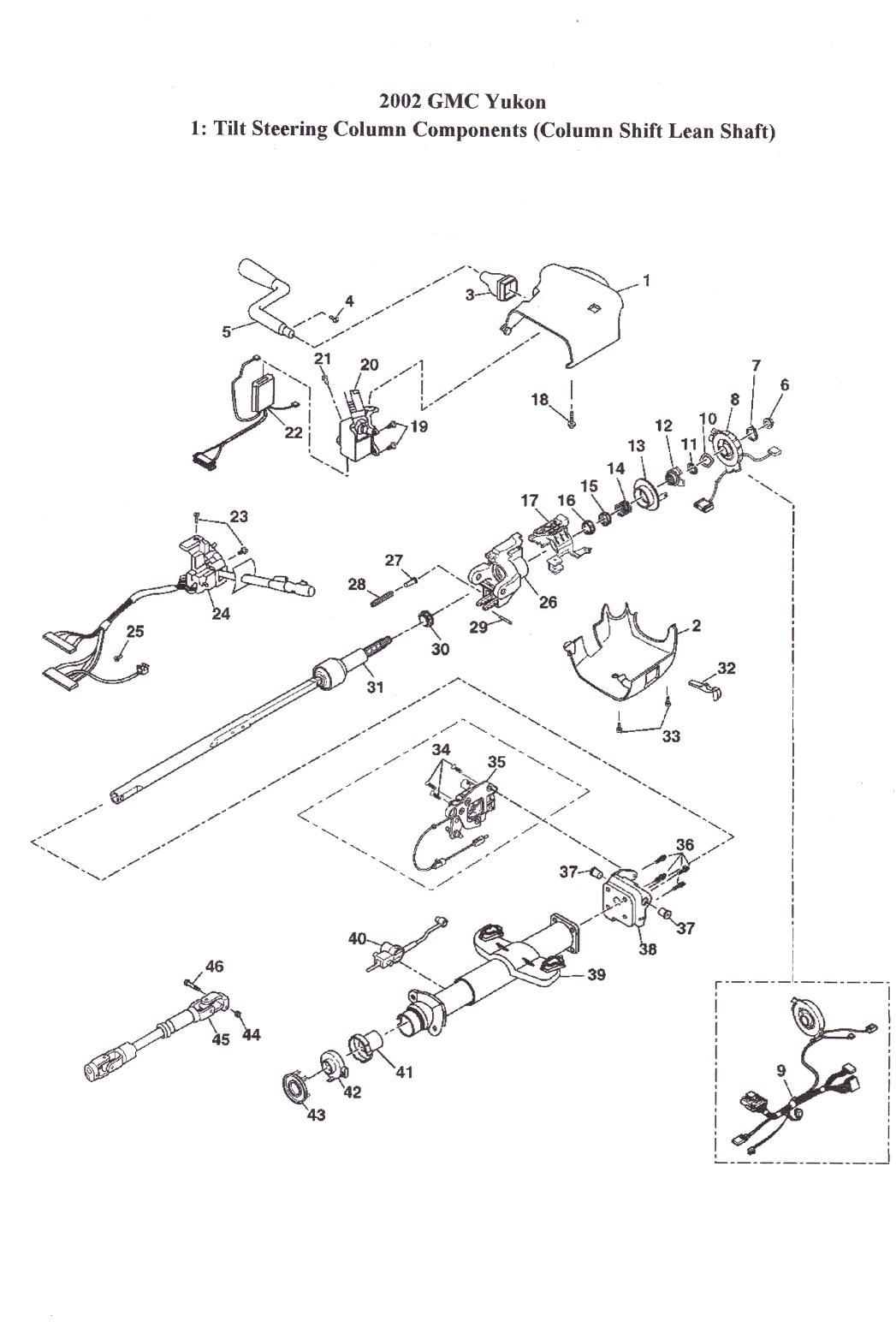 Hyundai Xg300 Vacuum Diagram