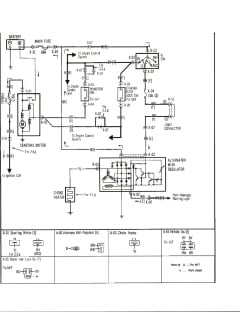 i own a 1988 mazda.b2200 pick up. after it sits for a day ... 1990 mazda b2200 engine wiring diagram