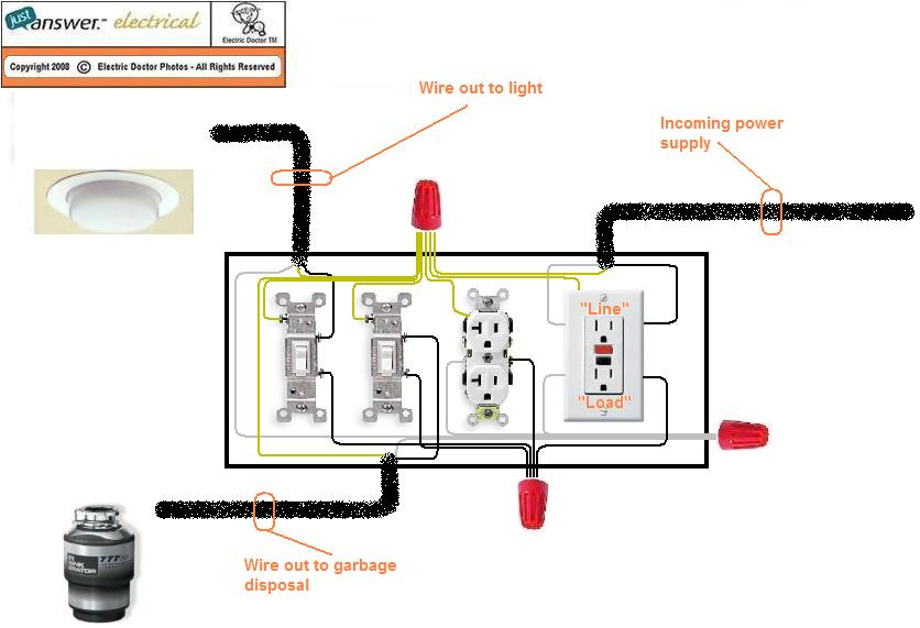 3 Way Leviton Combination Switch Outlet Wiring Diagram, 3, Get Free Image About Wiring Diagram