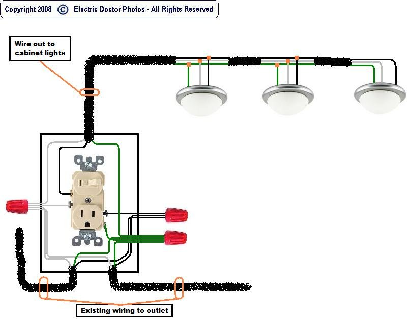 65 mustang under dash wiring diagram i am installing under cabinet lighting, i want to replace ...