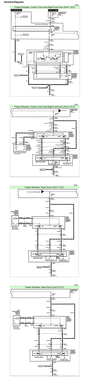 2001 Honda Crv Power Window Wiring Diagram - Wiring Diagram