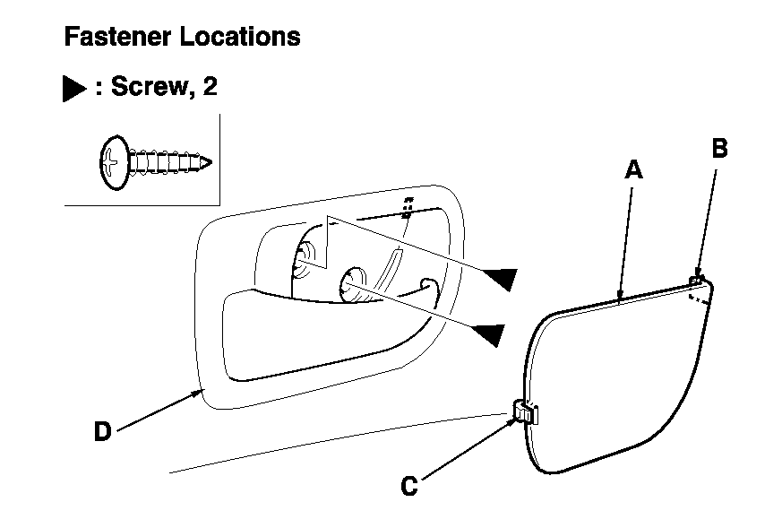 i need help installing door lock actuator on 03 honda