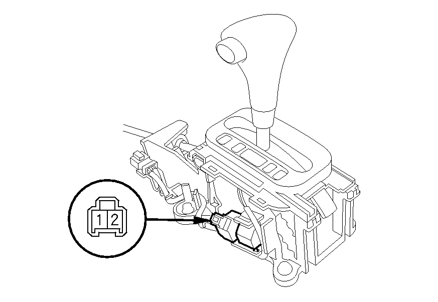 1998 honda accord 2 3l shift lever will not move out of