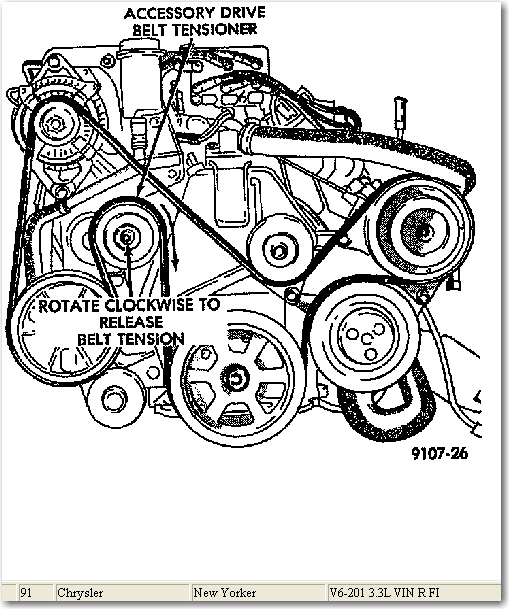 95 Chrysler New Yorker Engine Diagram together with 97 Dodge Intrepid Engine Sensors together with Chrysler New Yorker Timing Diagram additionally 2001 Lhs 3 5 Cooling And Heating Diagram as well Engine Coolant Conditioner. on 1996 chrysler concorde water pump