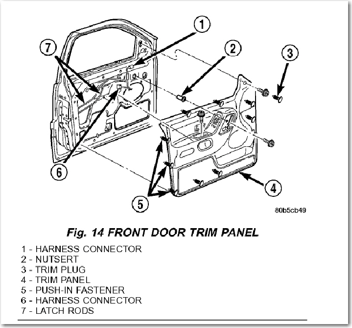 i have a 2004 jeep g cherokee  the passenger side window