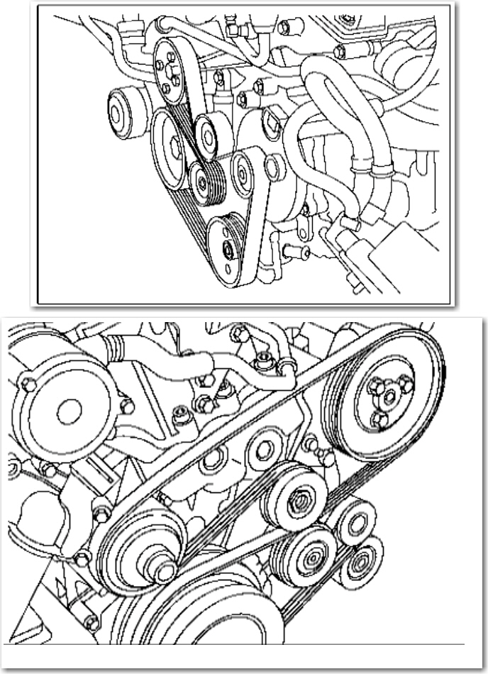 range rover engine diagram i replaced the alternator, its water cooled, and while the ... 2003 range rover engine diagram #9