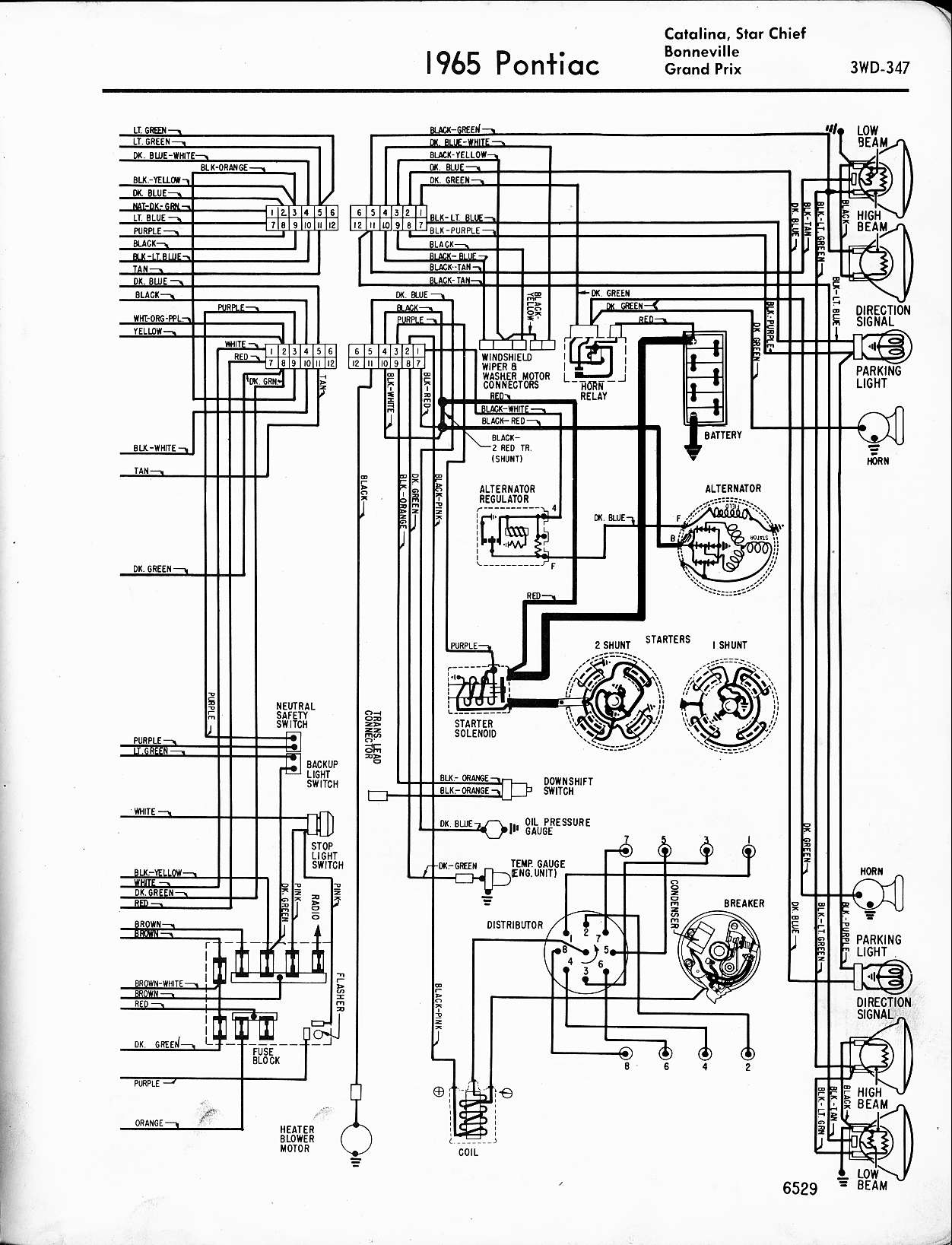 72 F250 Wiring Diagram on 1969 vw beetle fuse box