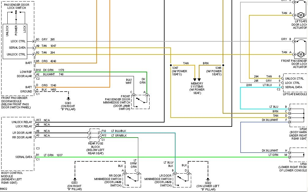 Where Can I Get A Wiring Diagram For The Front Drivers