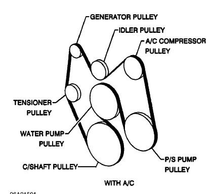 2002 Mazda Protege Serpentine Diagram Html
