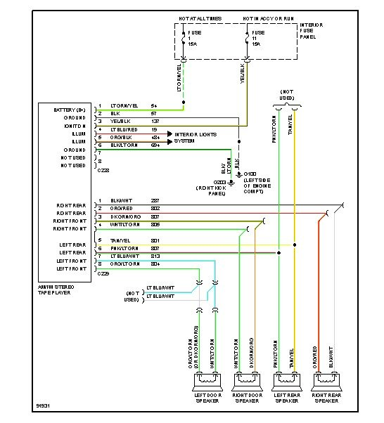 wiring diagram ford f150 door html