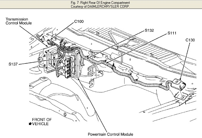 Pcm Harness Question Dodgetalk Dodge Car Forums Truck Rhdodgetalk: 2006 Dodge Ram 1500 Pcm Location At Gmaili.net