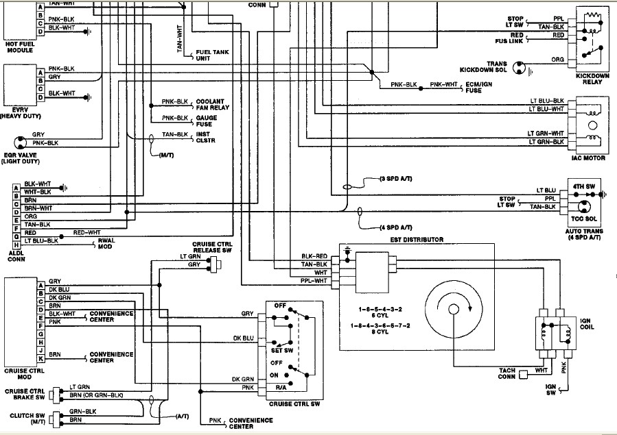 1989 chevy k1500 truck motor diagram html