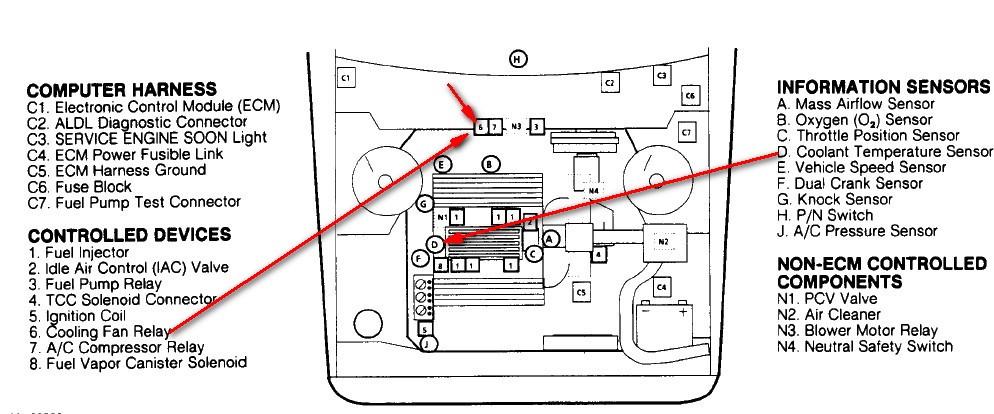 2001 nissan xterra 3 3l v6 fuse box diagram