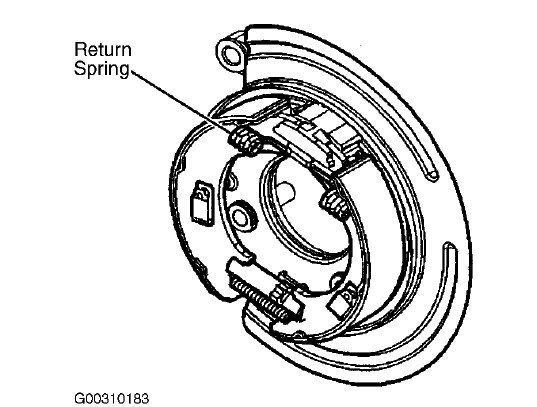 to change the back rotor on a chevy 2002 3500 4x4  i have