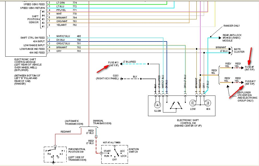 93 ranger fuse diagram 93 s10 fuse diagram i have a 93 ford ranger xlt 4x4 6 cylinder, and the 4x4 is ...