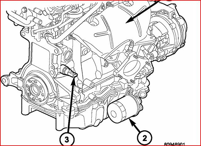 dodge ram 1500 oil pressure sending unit location  dodge  get free image about wiring diagram