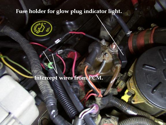 7 3 glow plug wiring diagram international 7 3 diesel