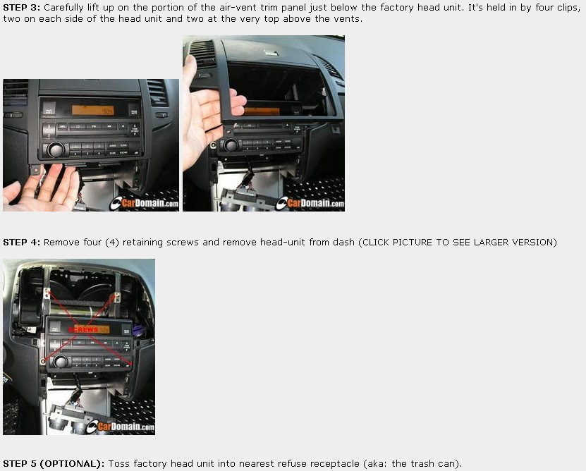 how to open nissan sentra 2007 radio dash i want to hide. Black Bedroom Furniture Sets. Home Design Ideas