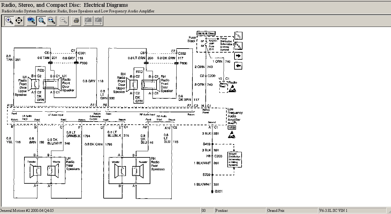 2005 equinox abs wiring diagram