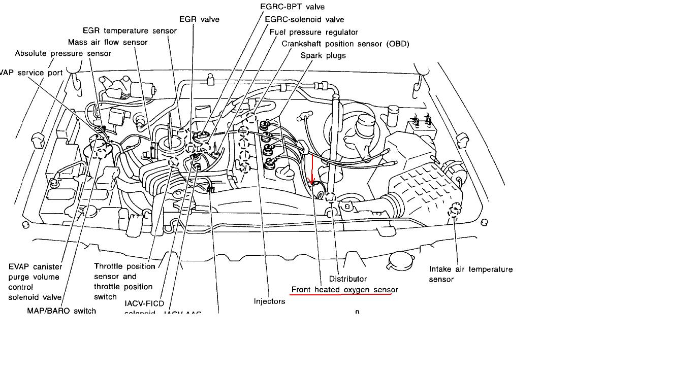Nissan Check Engine Code P1148 Sensor Heater Control Circuit High Bank 1 2 Enginecodescom 4
