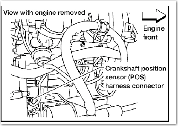 1995 nissan 240sx belt diagram