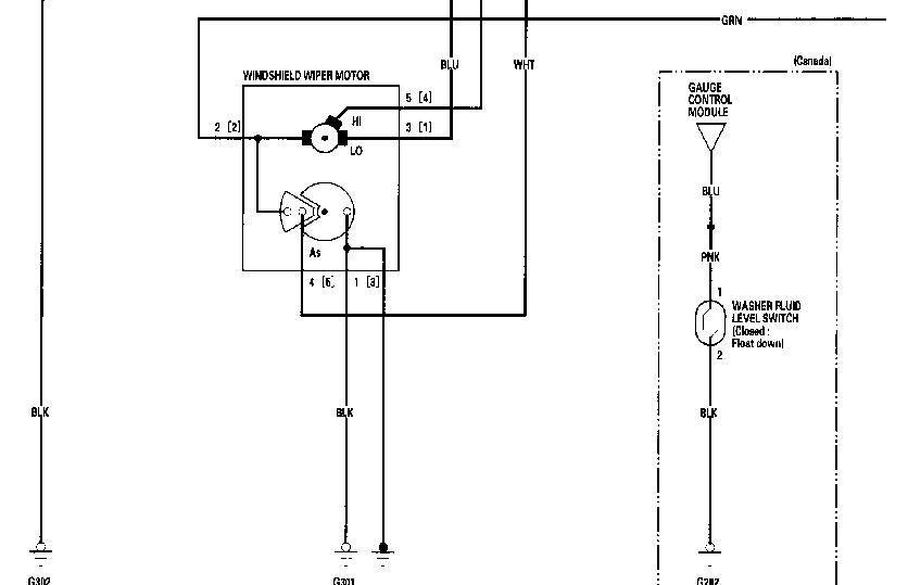2009 honda pilot rear brake diagram