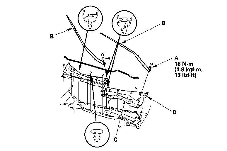 2004 Honda Accord 4 Door  Wipers Inoperative  Fuse Good  I