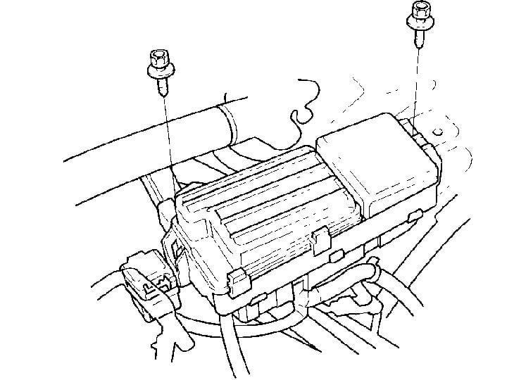 Rsx Sensor Diagram