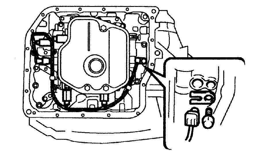 2001 honda accord transmission shift solenoid  honda