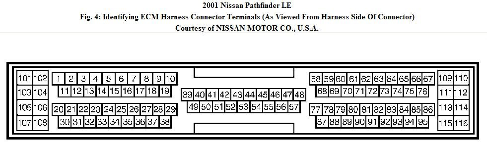 I Have A 2001 Nissan Pathfinder 3 5 With A P0300