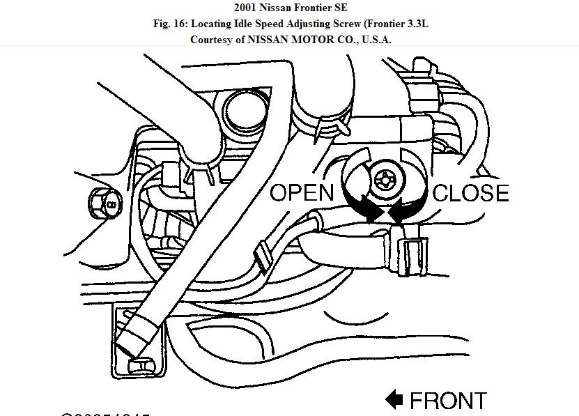 Idleadjustscrew Frontier on 3 Position Ignition Switch Diagram