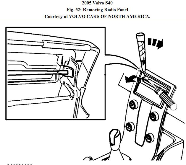 service manual  how to remove center console 2009 buick