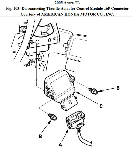 Service manual [How To Remove Ignition Actuator 2005 Acura ...