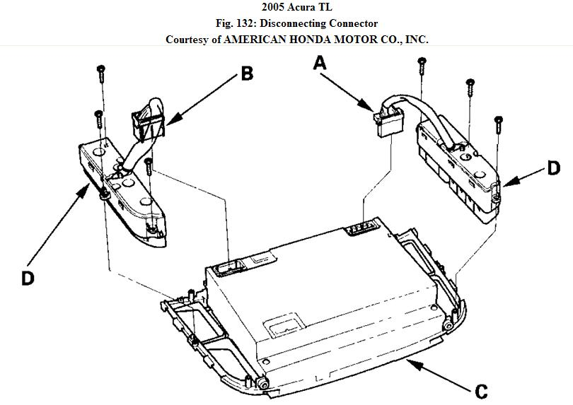 i have a 2005 acura tl  having problem with the air conditioner  the passenger side vents don u0026 39 t