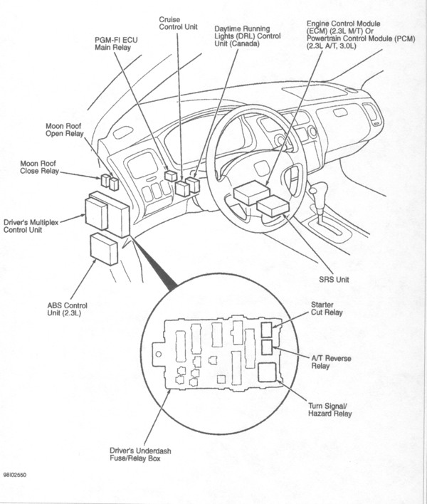 diagram of a hybrid powertrain