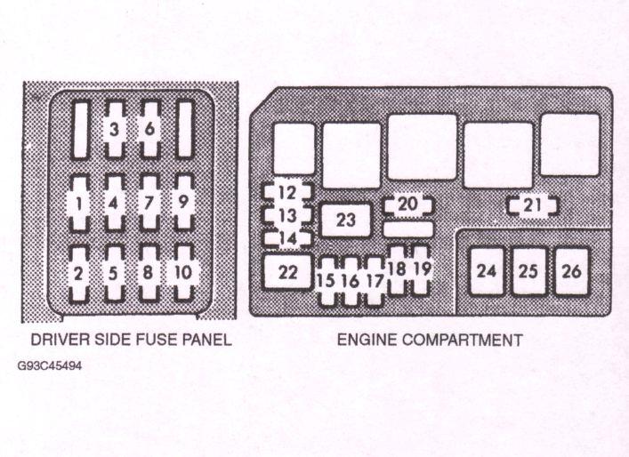 my instrument panel gear d r n p brake and stop light. Black Bedroom Furniture Sets. Home Design Ideas