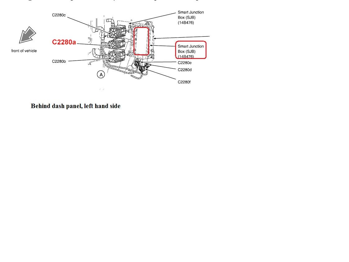 Schematics And Diagrams  2006 Ford Taurus  U0026quot Dash Lights U0026quot  Not Working