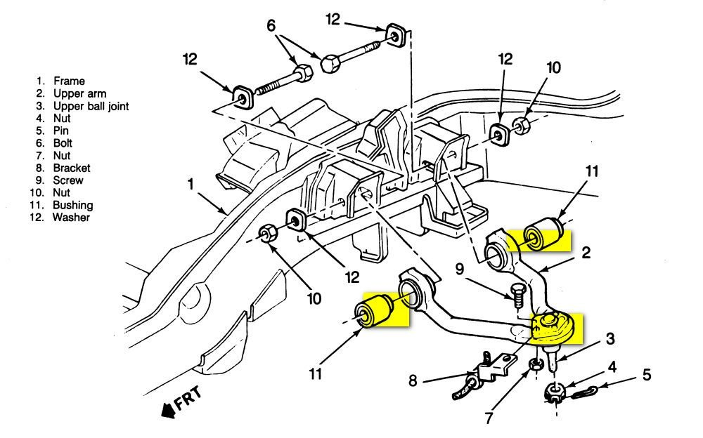 2001 Impala Rear Suspension Diagram on 1996 Chevy Monte Carlo Wiring Diagram